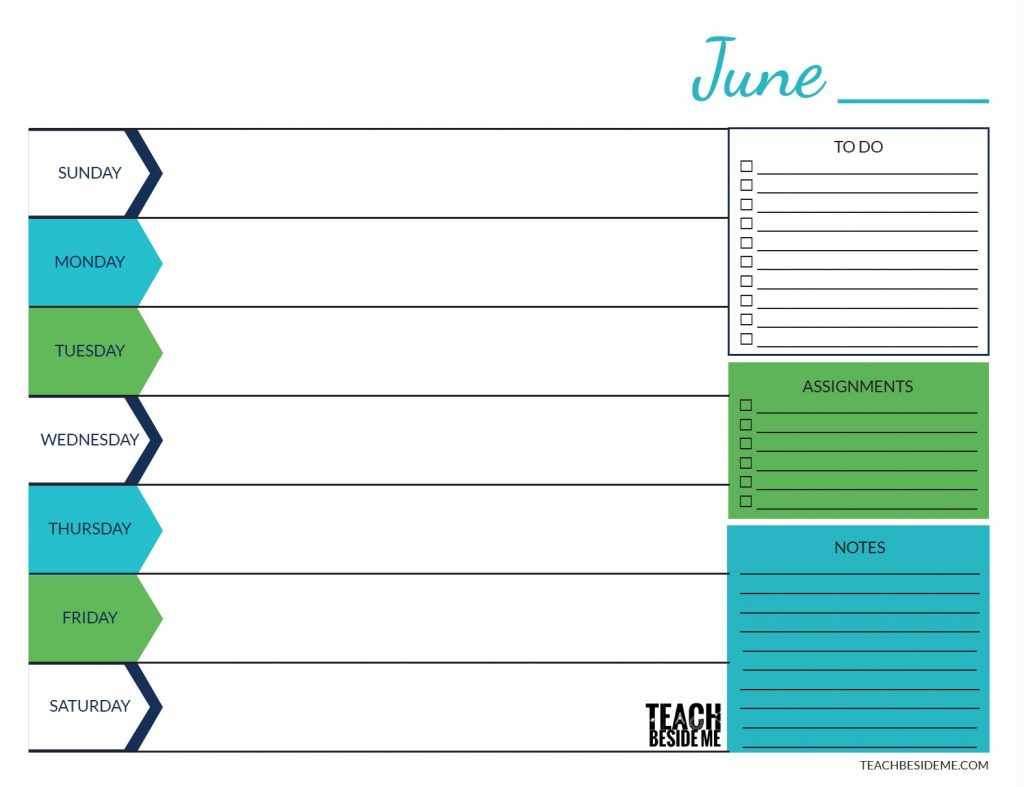 graphic regarding Printable Homeschool Planners titled Again towards University Planner and Homeschool Planner Prepare Beside Me