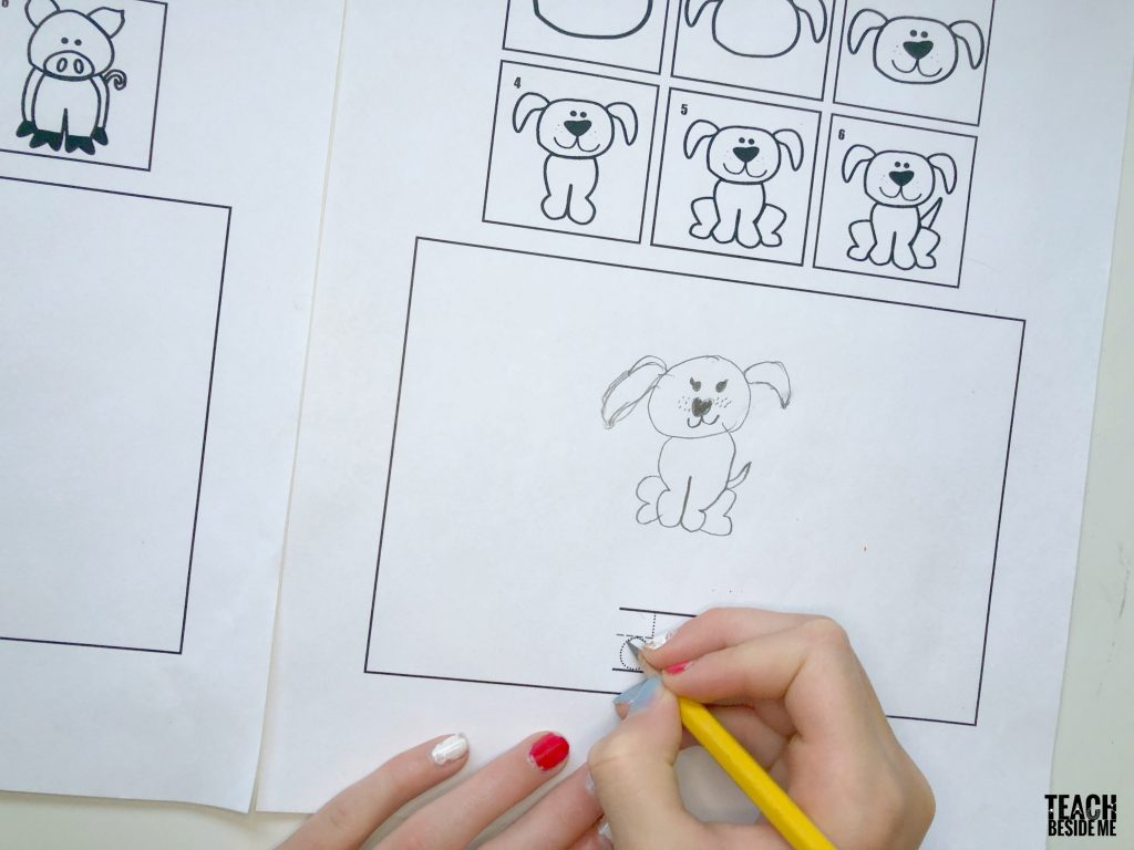 How To Draw Animals For Kids Draw Write Pages Teach Beside Me