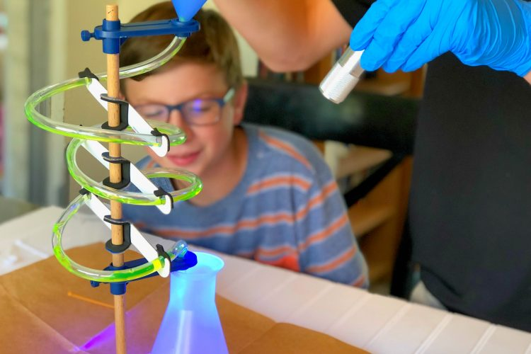 Chemistry Experiments for Middle School or High School