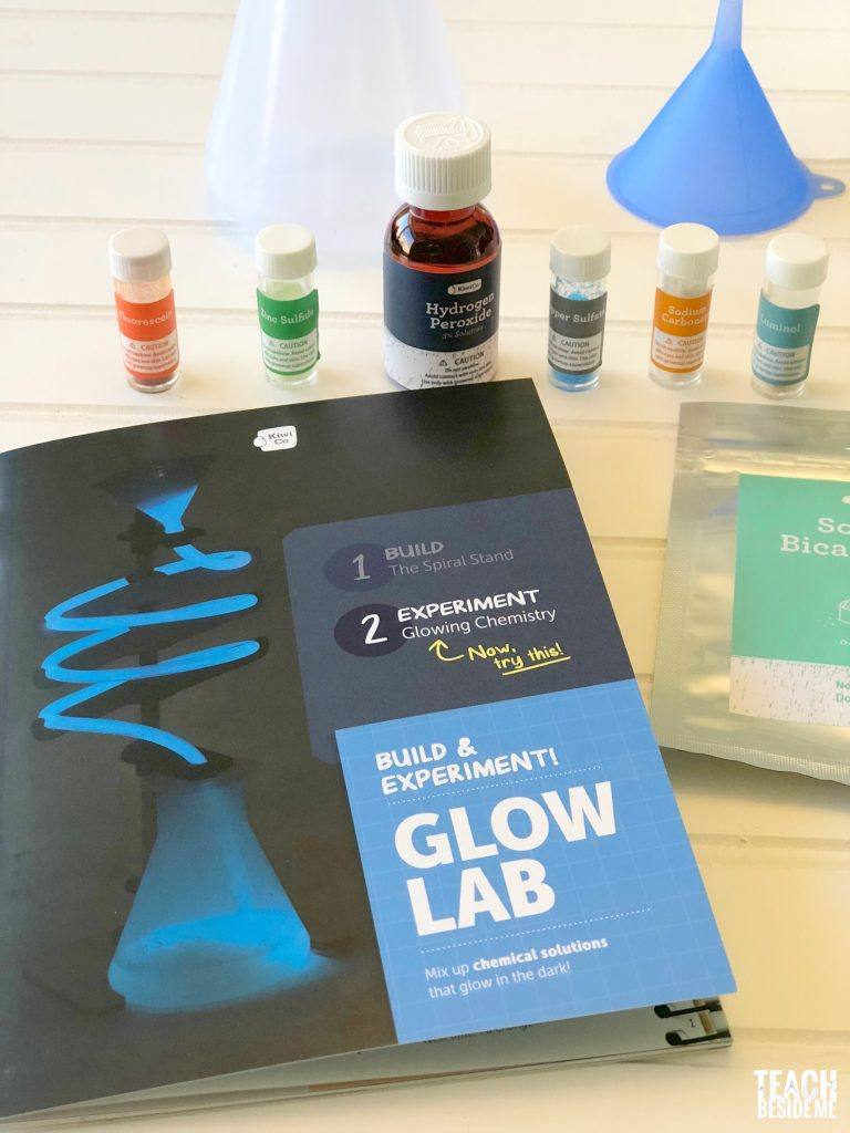 glow lab supplies