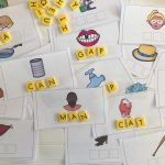 Short A CVC Word Spelling Activities