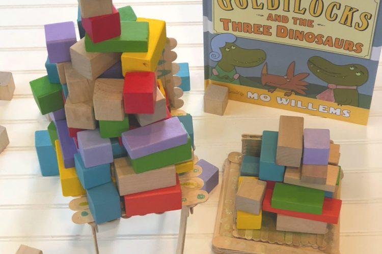 Fairy Tale STEM project: Goldilocks and the Three Bears
