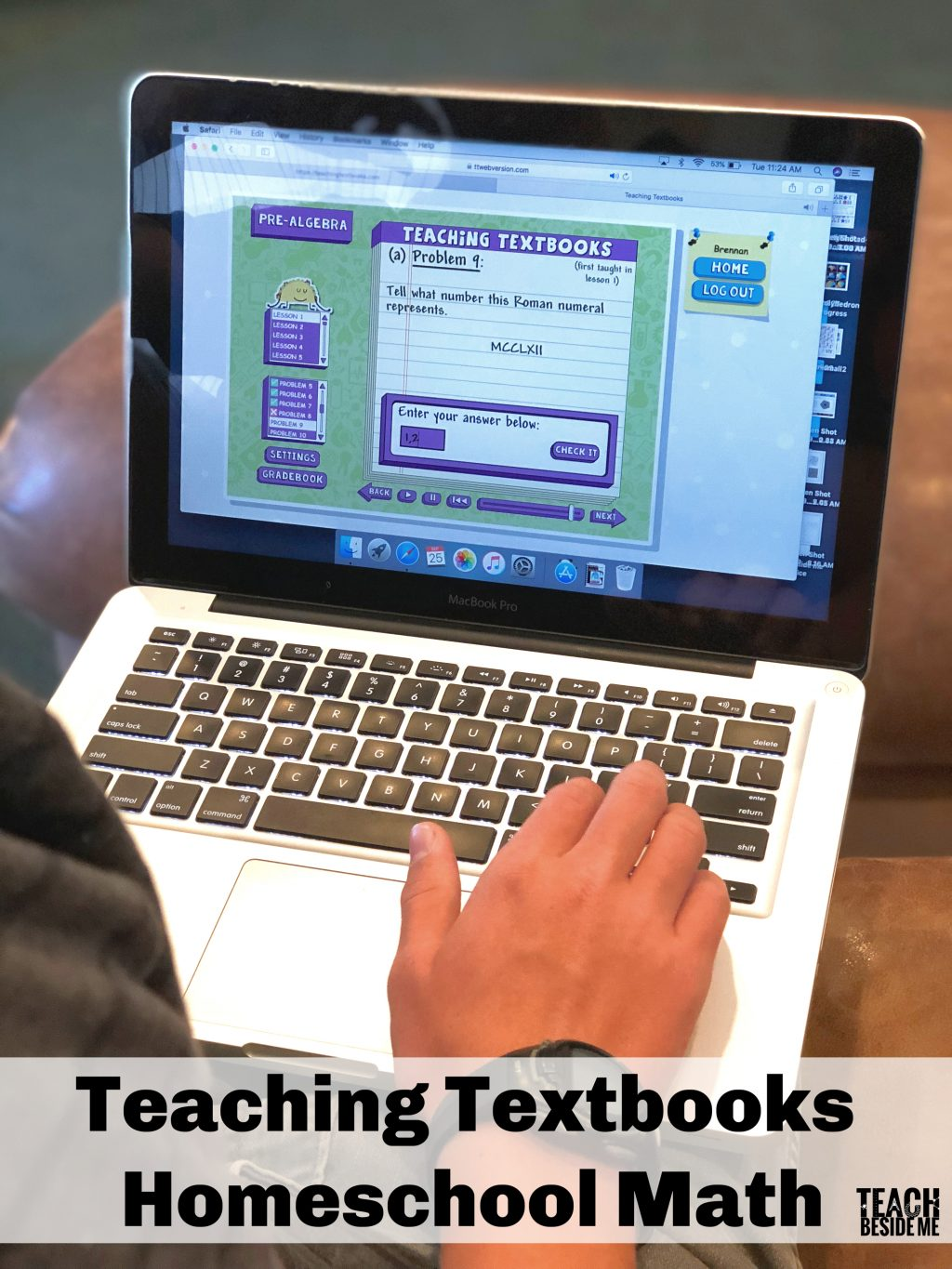 Teaching Textbooks Homeschool Math