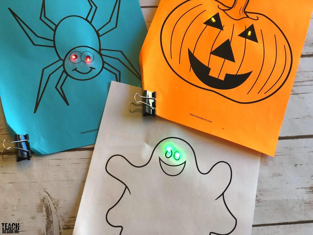 Halloween STEM project