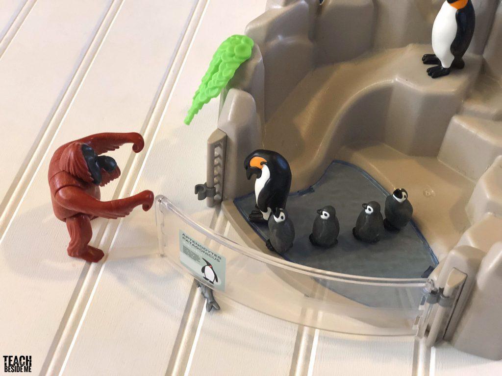 playmobil zoo- goodnight gorilla