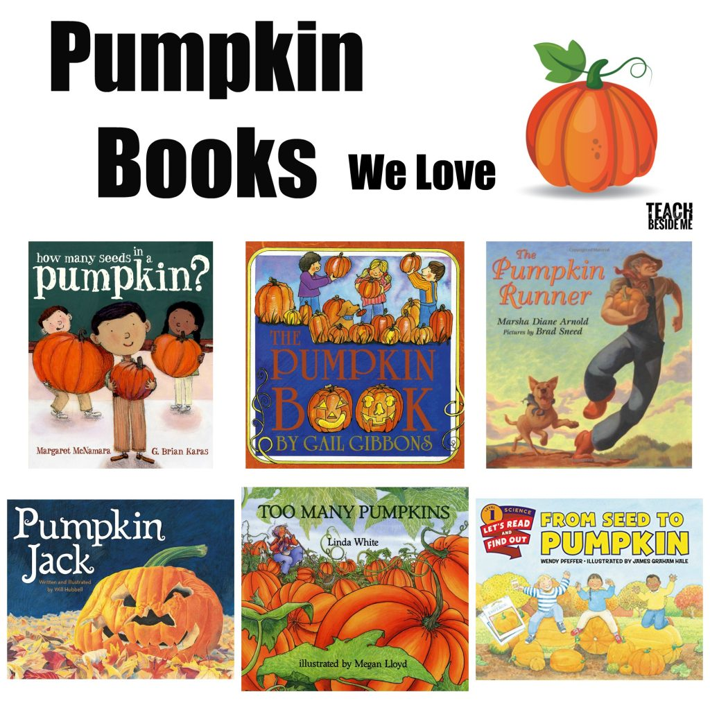 pumpkin books for kids