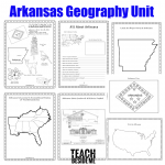 US Geography Lessons: Arkansas
