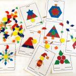 Christmas Pattern Block Templates