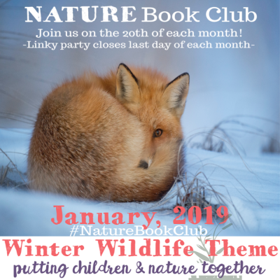 Nature Book Club Theme Winter Wildlife