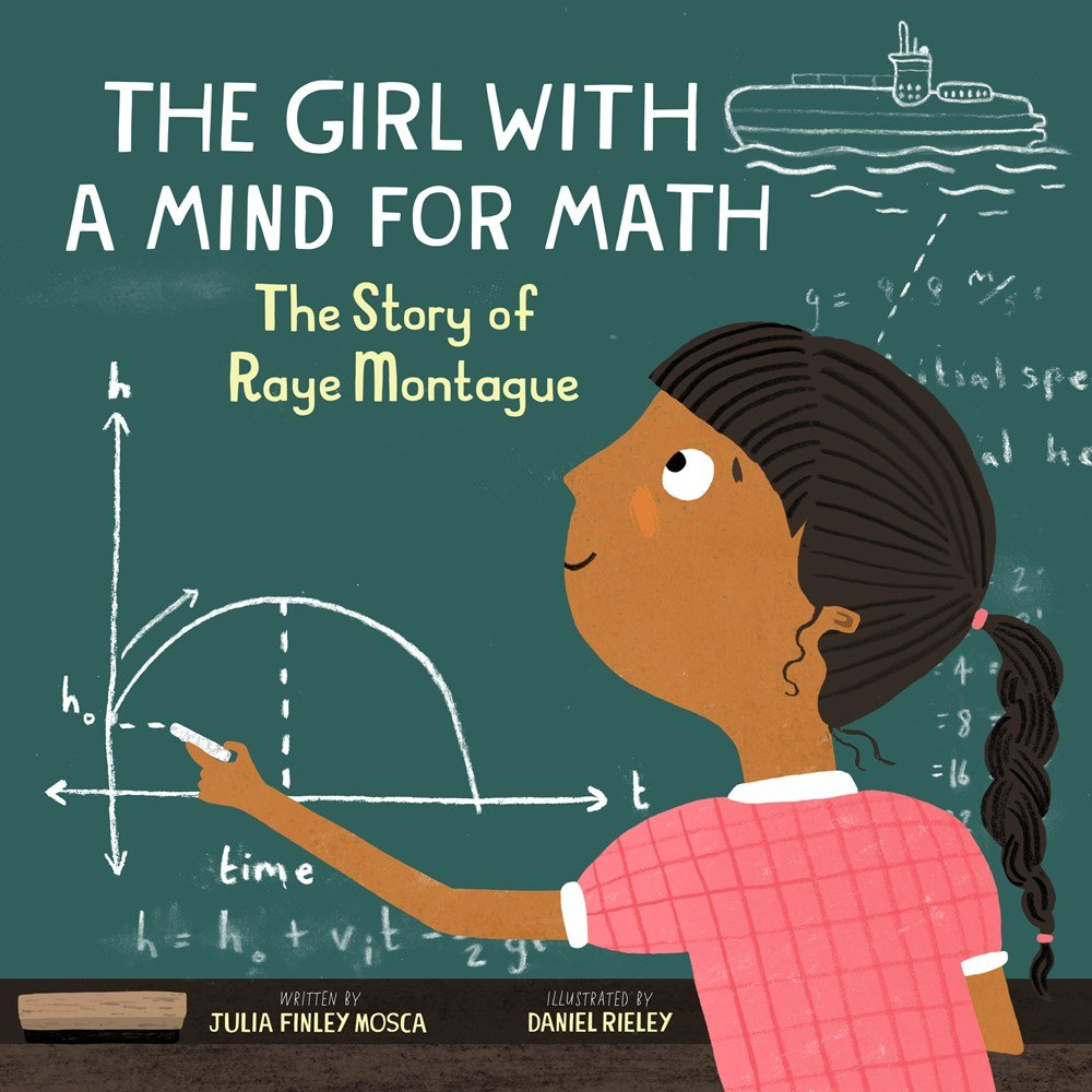 The Girl With the Mind for Math