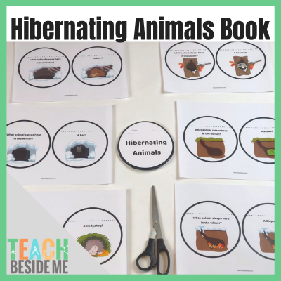 hibernating animals book