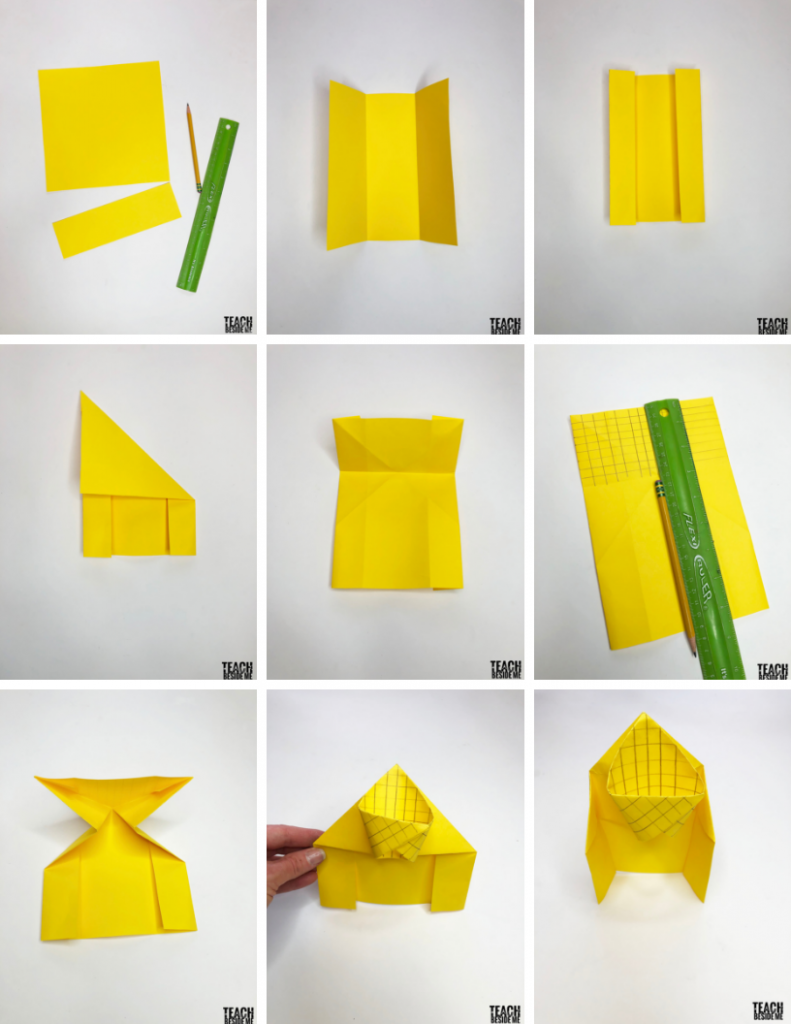 Origami in the Geometry Classroom | Mathematical Association of ... | 1024x791