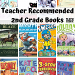 Teacher Recommended: Second Grade Books