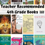 Teacher Recommended: Fourth Grade Books