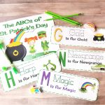 Preschool St. Patrick's Day ABC's