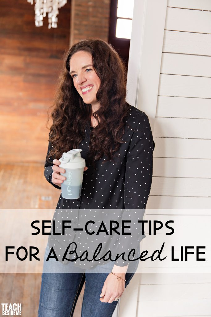 Self Care Tips for balanced Life with Green superfood drink
