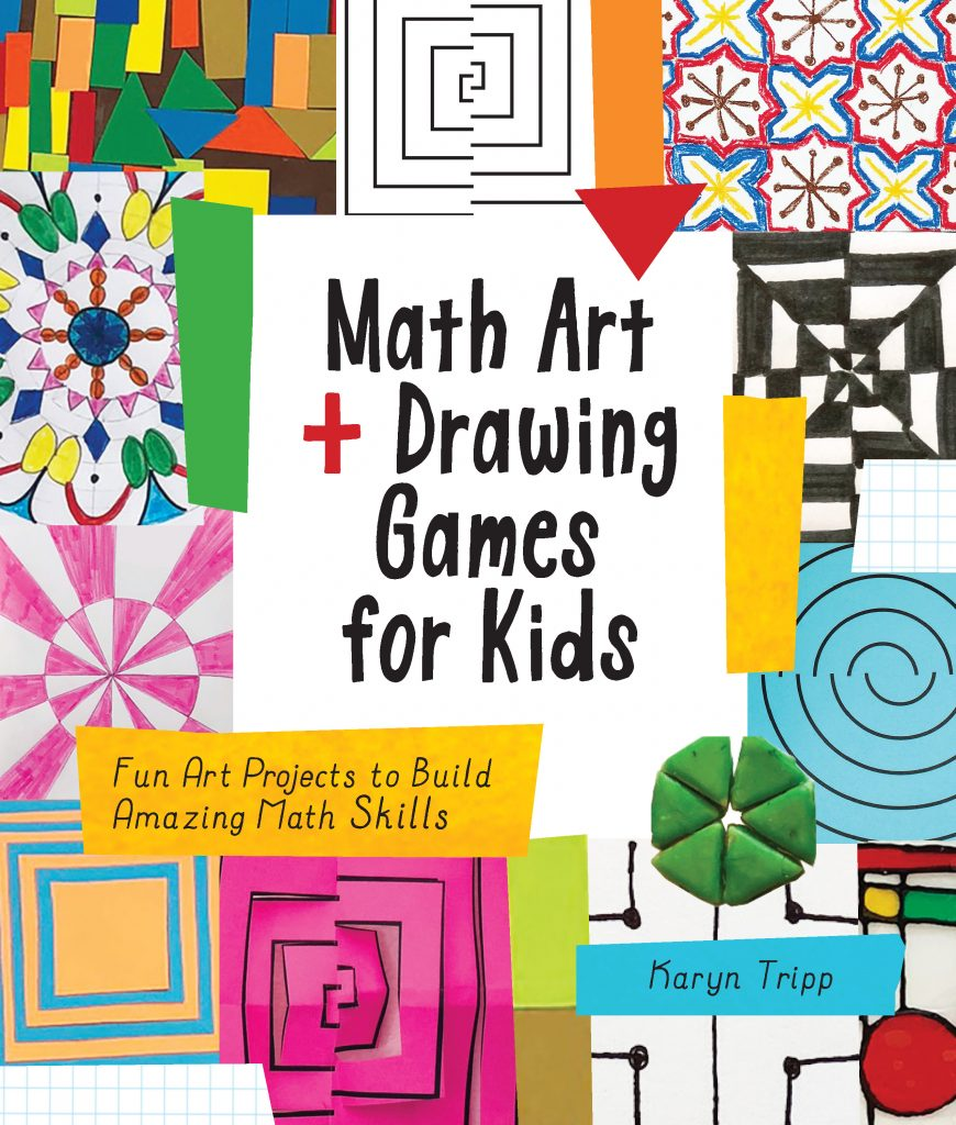 Math Art & Drawing Games for Kids