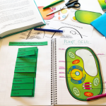 Cell Diagrams: Interactive Notetaking with Animal & Plant Cells