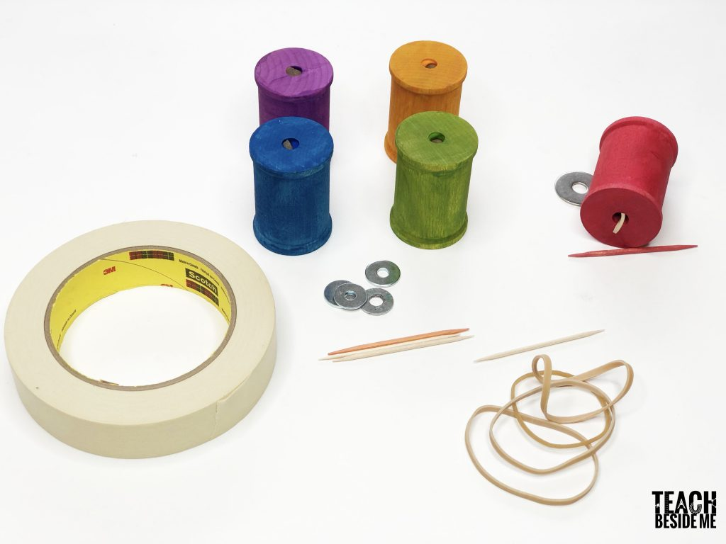 spool racer supplies