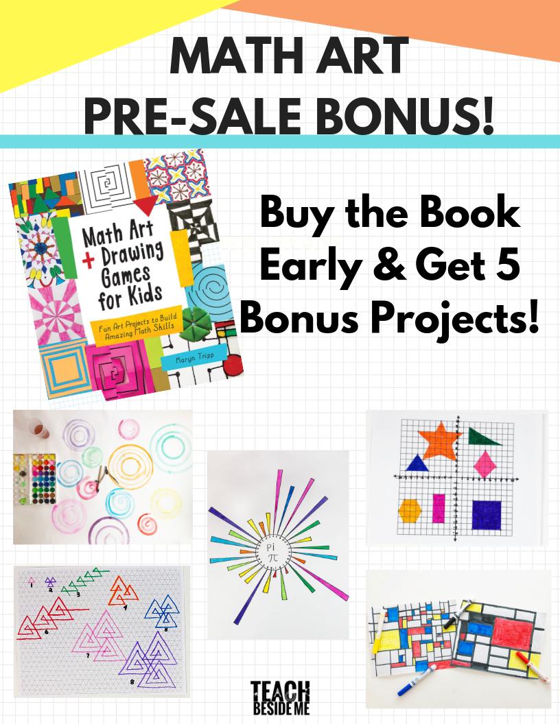 Math Art Pre-Sale Bonus