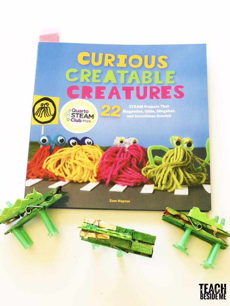 curious creatable creatures alligator craft