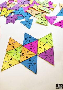 Make Ten~ Addition Math Game
