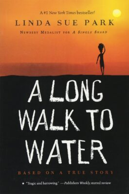 Long Walk to Water Book about Sudan