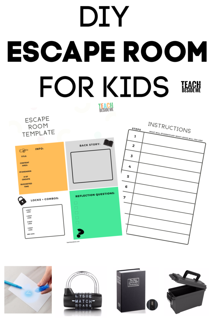 DIY Escape Room for Kids