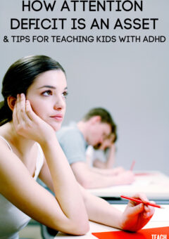 How Attention Deficit is an Asset
