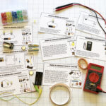 Building Electric Circuits: STEM Challenge Cards