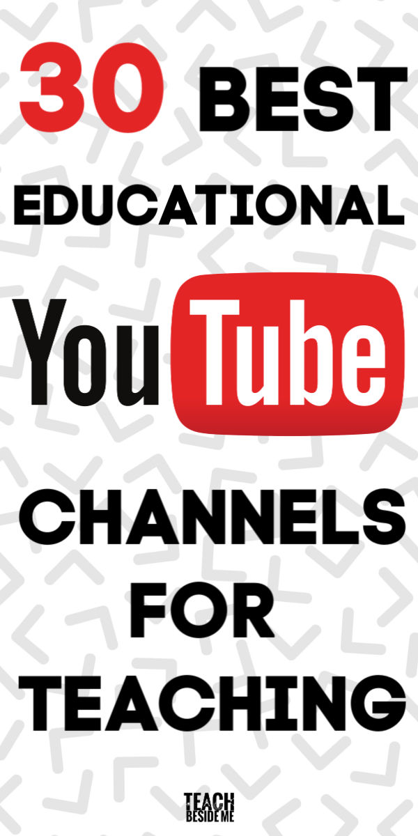 Best Educational YouTube Channels for Teaching