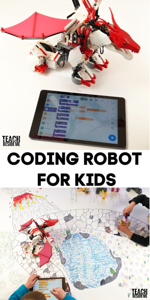 Coding Robot for Kids with Jimu