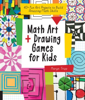 Math art projects for kids