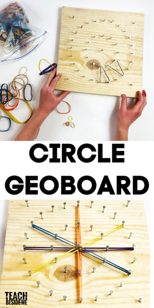 circle geoboard