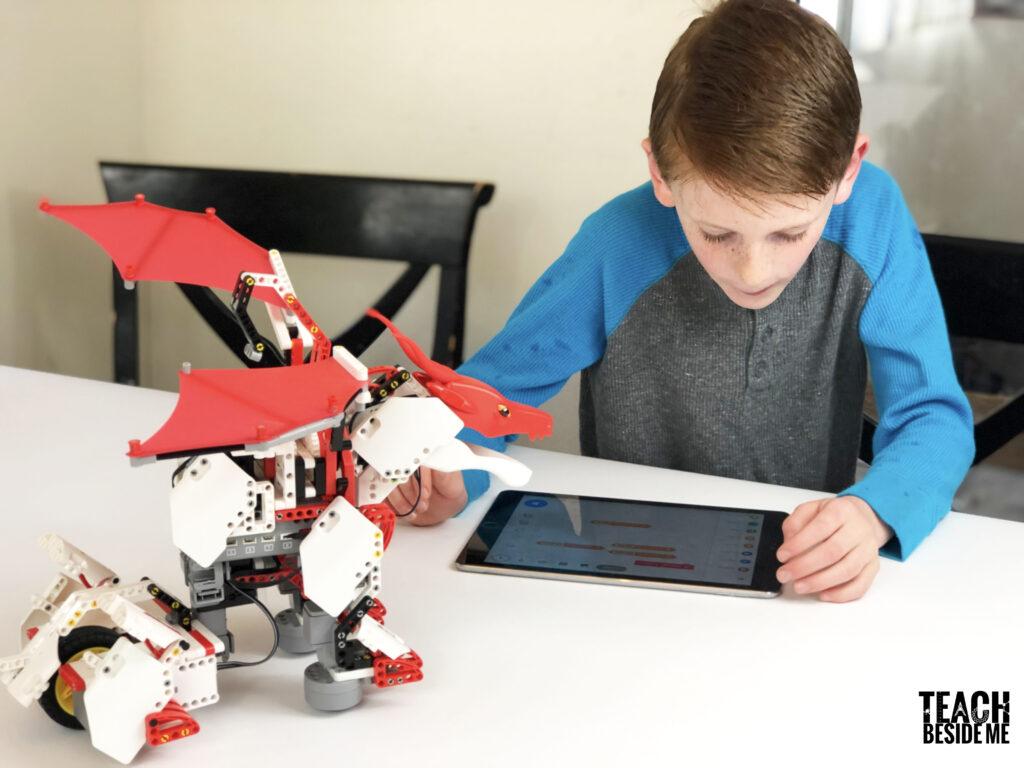 jimu robot coding robot for kids