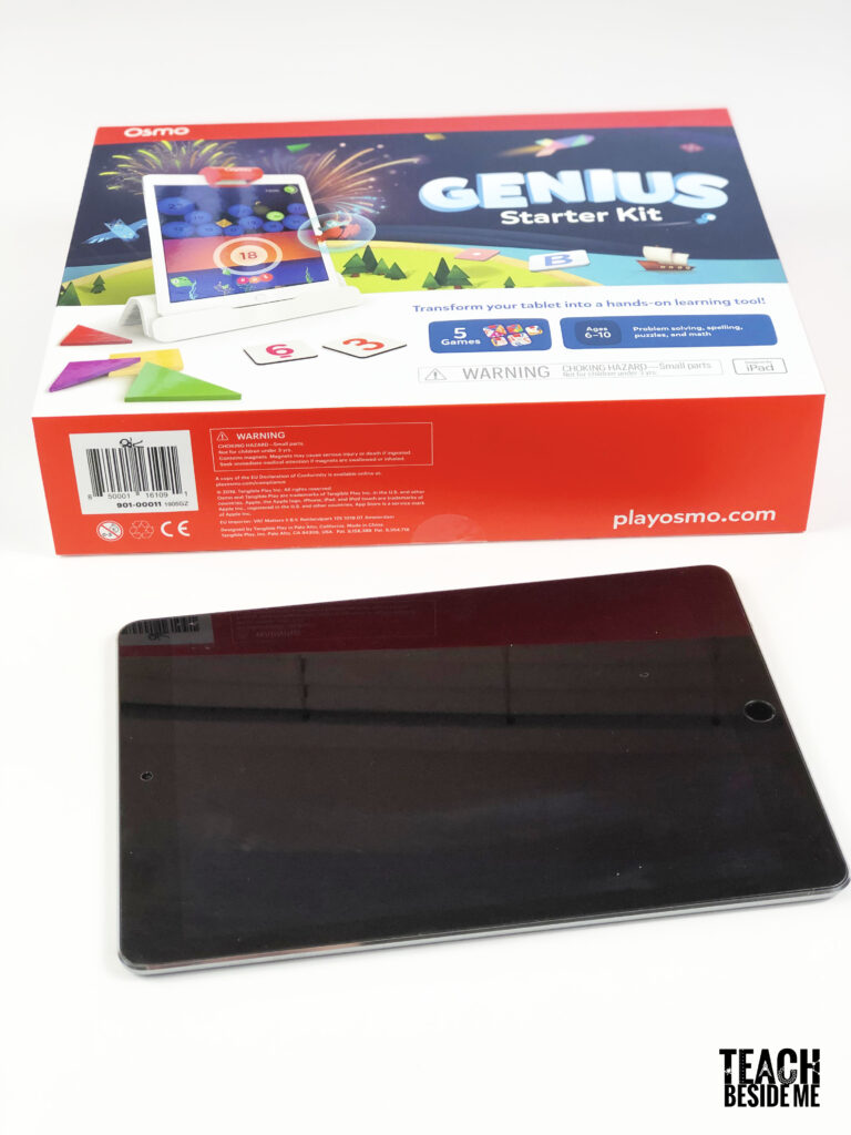 Osmo genius- educational apps for kids