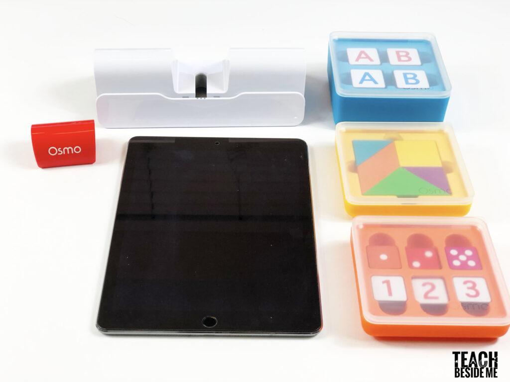 osmo genius kit for iPad