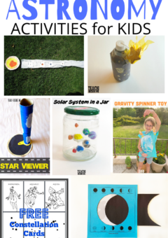 9 Fun Kids Astronomy Activities for Teaching