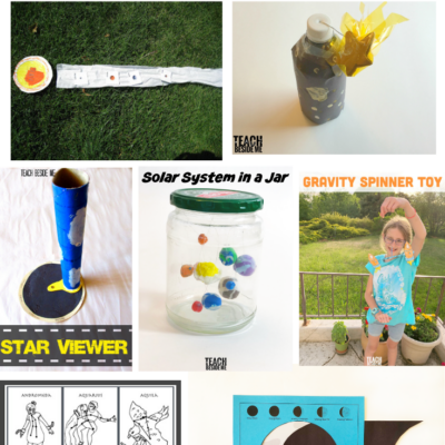 Kids Astronomy Activities