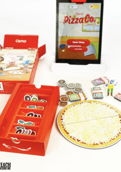 Osmo Game- Pizza Math