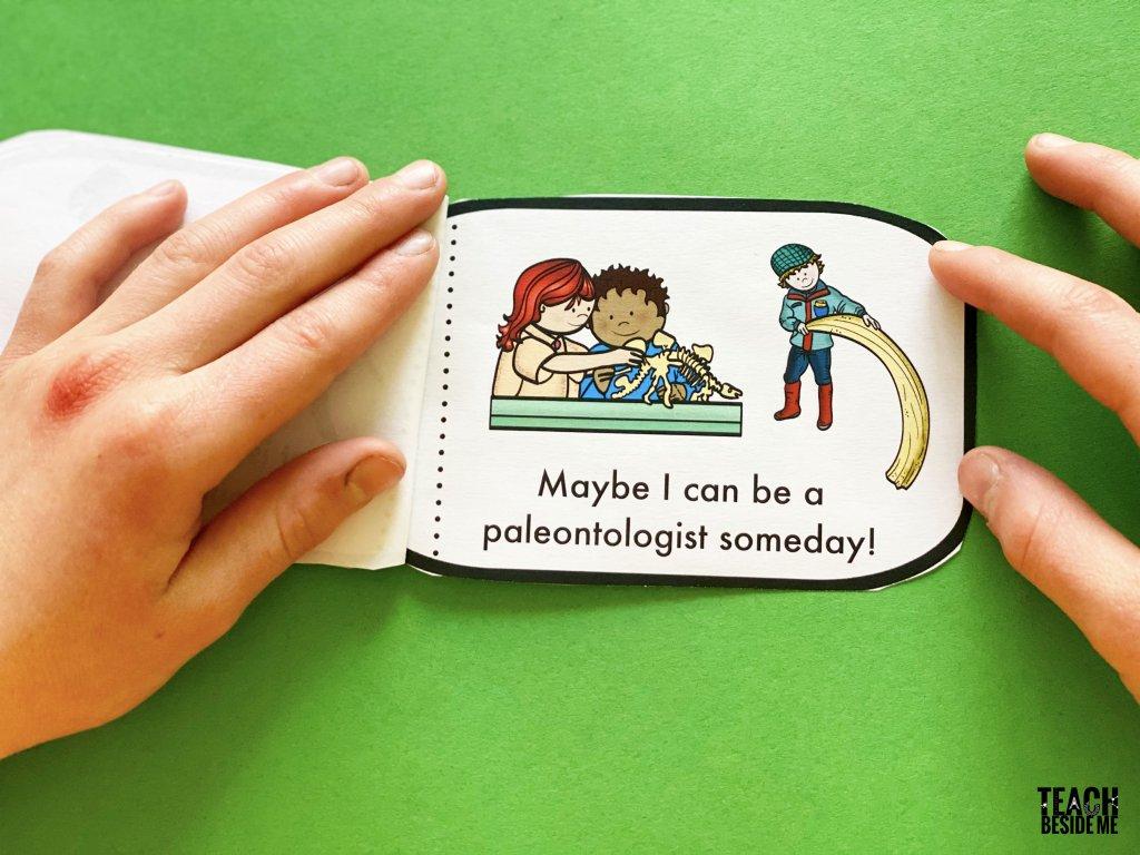 paleontologist book for kids