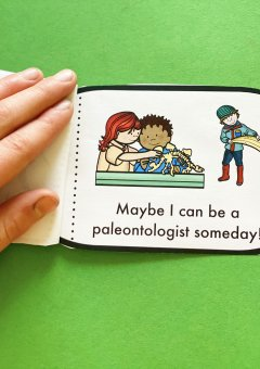 What is a Paleontologist? Easy Reader for Kids
