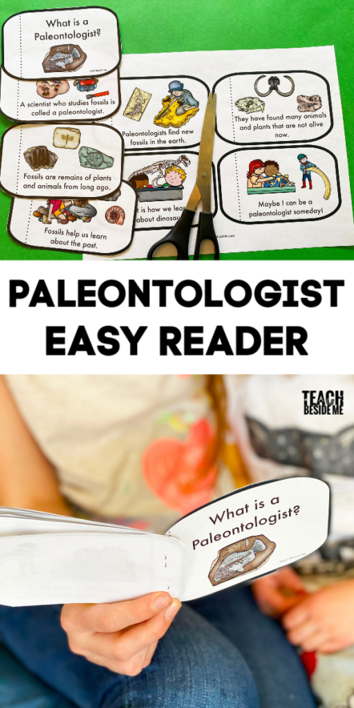 paleontologist easy reader