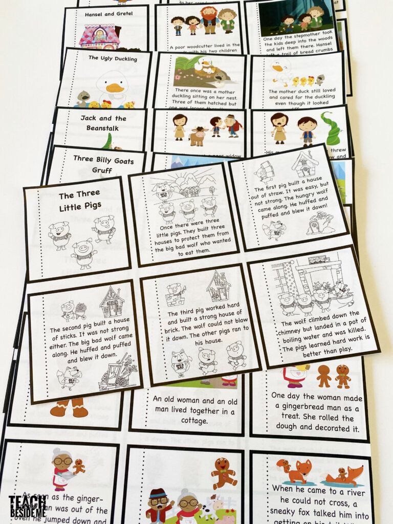 printable fairy tale books for kids
