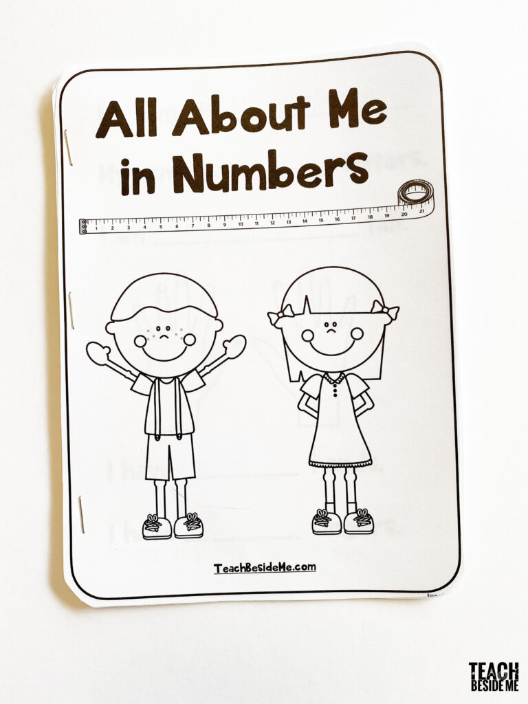 All About Me in Numbers