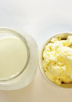 Kitchen Science: Homemade Butter in a Jar
