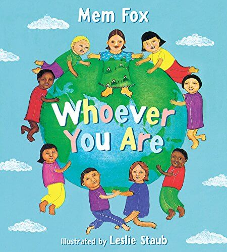 Whoever you are- books about racism for kids