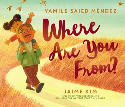 Where are You From- book about diversity