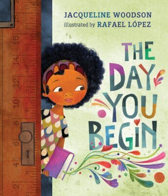 the day you begin- books about racism