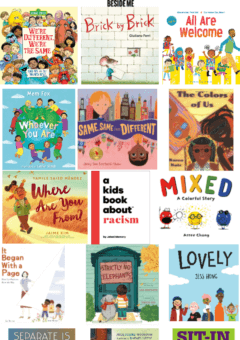Books About Race and Diversity for Kids